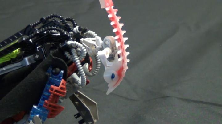 Bionicle Blog Series - Episode 1 - Diabolica Unbound