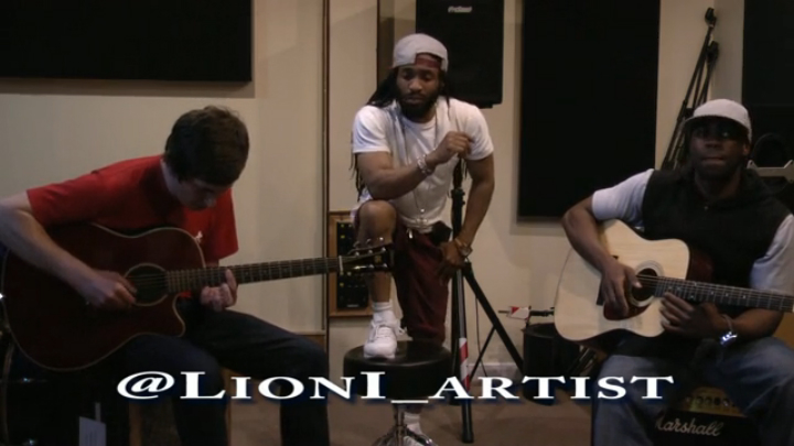 'Lion - I' Acoustic Set 'Bad We Up' Part 2