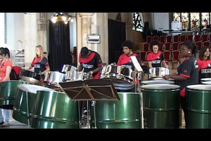 Ipswich Youth Steel Band