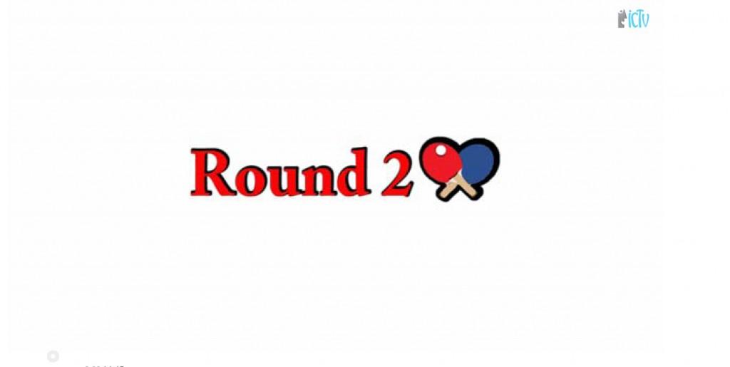 Table Tennis - Round 2 - Donnell V Anvar