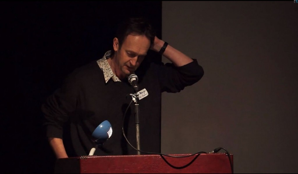 Guy de Beaujeu at the Film Suffolk / Recreate Conference