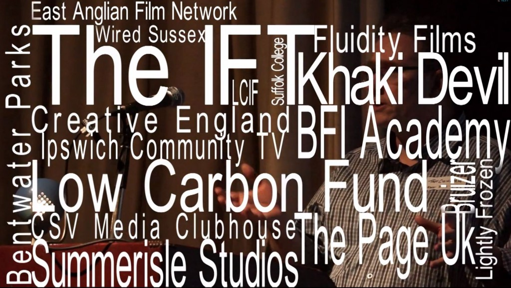 Recreate / Film Suffolk Conference