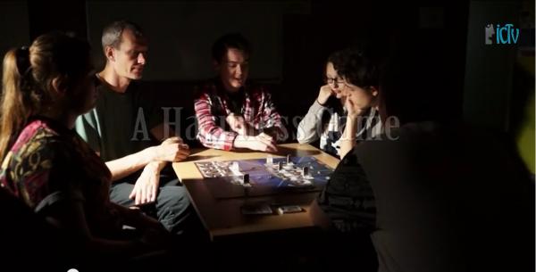 Rhys digital story - The Game