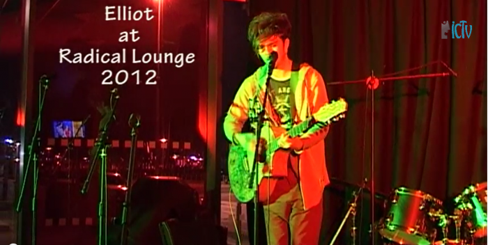 Elliot at Radical Lounge