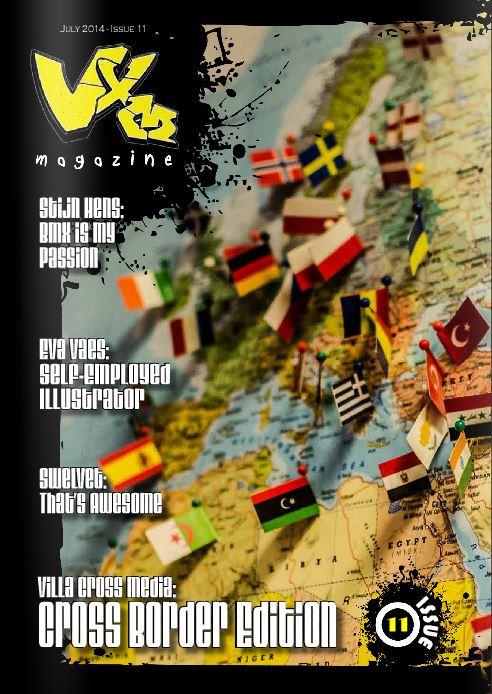 VxM (agazine) Issue 11