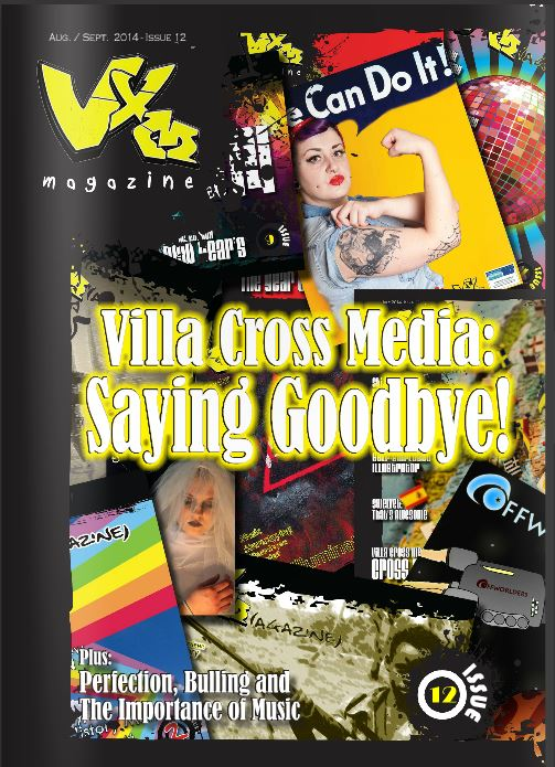 VxM (agazine) Issue 12