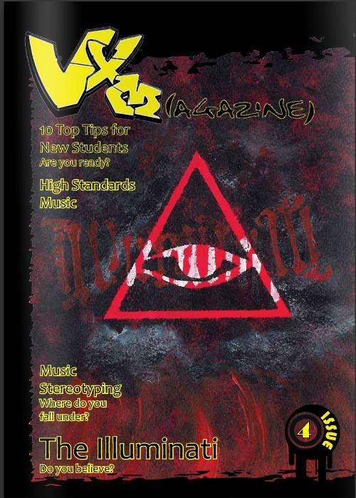 VxM (agazine) Issue 4