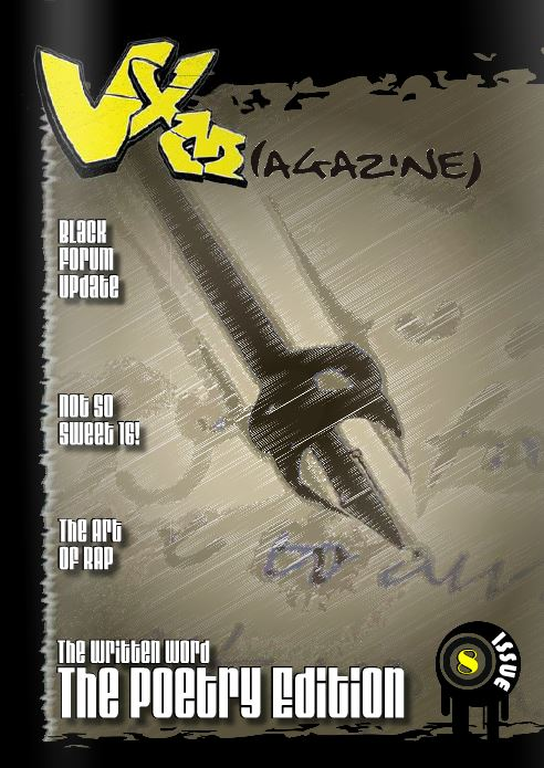 VxM (agazine) Issue 8